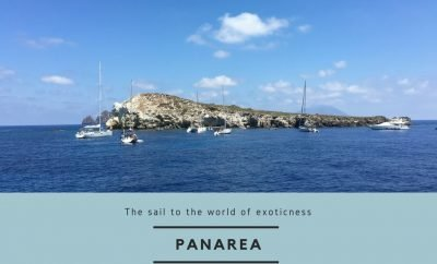 Panarea boat rental | The sail to the world of exoticness