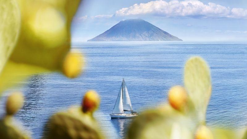 noleggio barche Stromboli