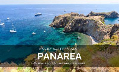 Panarea, a magical island for a sailing holiday