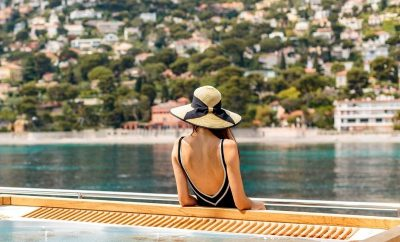 Holidays in the Pontine Islands on board a rental boat
