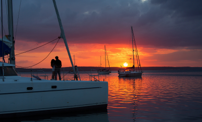 Cruise Aeolian Islands for a romantic getaway in October