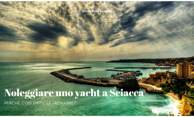 Renting a yacht in Sciacca: why so hard to find?