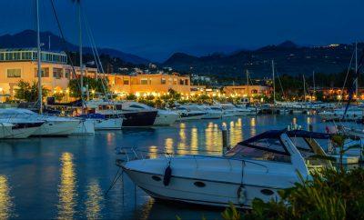 Marina di Portorosa, punto di imbarco per una vacanza esclusiva alle Isole Eolie