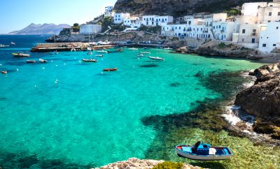 Egadi Islands Boat Itinerary for a holiday in one of the most beautiful archipelagos in Sicily