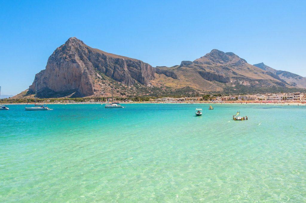 Estate in Sicilia, san vito lo capo