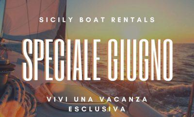 Ben arrivato Giugno. Prenota ora il tuo Yacht per la Sicilia e il Mediterraneo