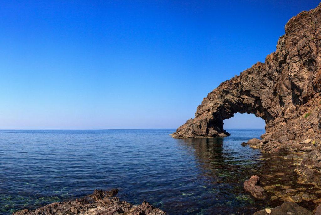 Pantelleria, Arco dell'Elefante