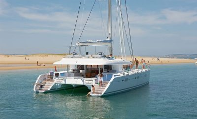 Rental Lagoon 620 in Sicily: comfort, relaxation and privacy assured